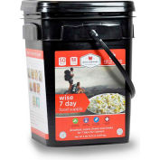 Wise Company 05-858 7 Day Food Supply Bucket, 50 Servings