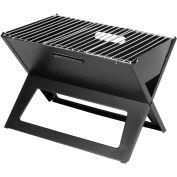 Fire Sense HotSpot  Black Notebook Charcoal BBQ Grill 60508
