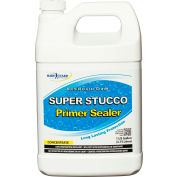 Super Stucco Primer Sealer Concentrate, Gallon Bottle 1/Case - CR-0300