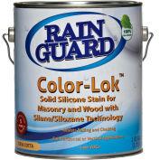 Color-Lok Solid Acrylic Base Stain, White/Pastel Gallon Bottle 1/Case - CS-0501