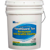 VandlGuard Ten RTU Anti-Graffiti Non-Sacrificial Coating, 5 Gallon Pail 1/Case - VG-7006