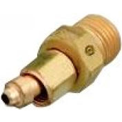 Brass Hose Adaptors, WESTERN ENTERPRISES 104