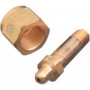 Regulator Inlet Nuts, WESTERN ENTERPRISES 613-2P