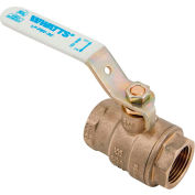 "Watts 1"" LF FBV-3C Ball Valve"
