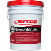 Betco Untouchable® With SRT™ Floor Finish - 5 Gallon Pail - Mild, White - 6060500