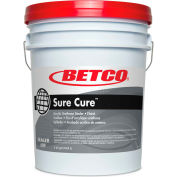 Betco Sure Cure™ Urethane Fortified Sealer/Finish - 5 Gallon Pail - Mild, White - 6090500