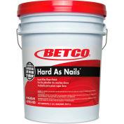 Betco Hard As Nails® Floor Finish - 5 Gallon Pail - Mild, Crystal Clear - 6590500