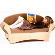 Whitney Brothers Child's Easy Sofa - Tan