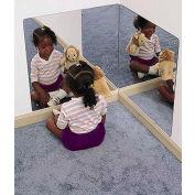 Whitney Brothers Corner Mirror 24 X 24 - 1 Per Ctn