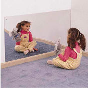 Whitney Brothers Rectangular Mirror 48 X 24