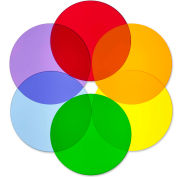 Whitney Brothers Light Table 6 Circle Disks