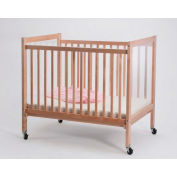 Whitney Brothers Infant Clear View Evacuation Crib