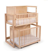Whitney Brothers Space Saver Two Level Crib