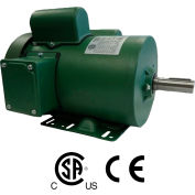 Worldwide Electric FM1-18-56, Farm Duty Motor, 1HP, 1800RPM, 56, 115/230V, TEFC