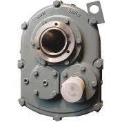 """Worldwide Electric SMR8-25/1, Shaft Mount Reducer, Size 8, 25:1 Ratio, 4-7/16"""" Tapered Bore"""