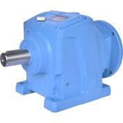 Worldwide Electric WINL107-5/1-284/6TC, Helical Inline Speed Reducer, 284/6TC Input Flange,5:1 Ratio