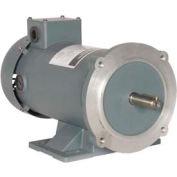 Worldwide Electric PM DC Motor WPMDC1-18-12V-56CB, TENV & TEFC, 56C, 12V, 1 HP, 1800 RPM