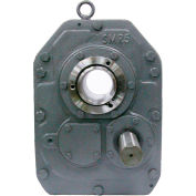 """Worldwide Electric WSMR8-25/1, Shaft Mount Reducer, Size 8, 25:1 Ratio, 4-7/16"""" Tapered Bore"""