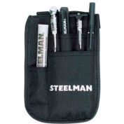 JS Products (Steelman) Tire Tool Kit in a Pouch - JSP301680