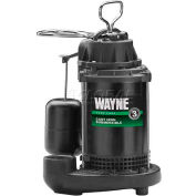 Wayne® CDU790 1/3  HP Cast Iron Sump Pump