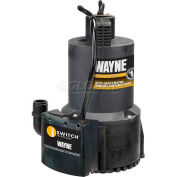 Wayne® EEAUP250 1/4 HP Auto On/Off Utility Pump