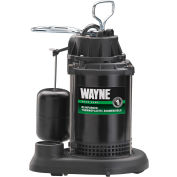 Wayne, SPV500 1/3 Horsepower Cast Iron Pedestal Non-Submerible Sump Pump