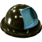 "Metal Dome Top Lid 18-3/4"" Diameter, Brown - M2401-DTL-BN"