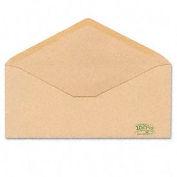 Envirotech Recycled #10 Natural Brown Envelopes, 500/Box