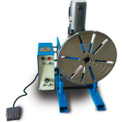 Baileigh Industrial Welding Positioner, Single Phase, 110V, WP-750