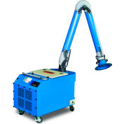 Baileigh Industrial Portable Fume Extractor, 1.5 HP, Single Phase, 110V, FE-850