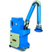 Baileigh Industrial Heavy Duty Portable Fume Extractor, 1.5 HP, Single Phase, 110V, FE-1200