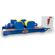 Baileigh Industrial Pipe Roller Welding Positioner, 3 Phase, 220V, RWP-55-1.0