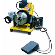 Baileigh Industrial Benchtop Welding Positioner, Single Phase, 110V, WP-1800B