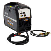 Baileigh Industrial Inverter Wired MIG Welder, 120/230V, Single Phase, 160A, Fan Cooled, BW-160M