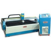 Baileigh Industrial CNC Plasma Cutting Table, Single Phase, 220V, PT-48AH-W