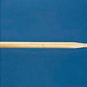 """60"""" Heavy-Duty Threaded End Hardwood Broom Handle - BWK137"""