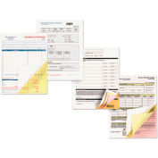 """Xerox® Carbonless Paper 3R12856, 8-1/2"""" x 11"""", Goldenrod/Pink/Canary/White, 5000/Carton"""