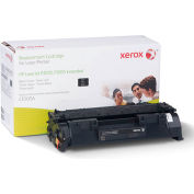 Xerox® 6R3195 Compatible Reman CE505A Extended Yield Toner, 4000 Page-Yield, Black