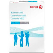"Copy Paper - Xerox® Business 4200 3R02051 -  8-1/2"" x 14"" - 20 lb - White - 500 Sheets/Ream"