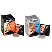 Java One® Breakfast Blend Coffee Pods, Regular, Single Cup, 0.3 oz. 14 Pods/Box