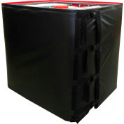 Flexotherm IBC Tote Heating Blanket Wrap 330 Gallon 58°C/138°F
