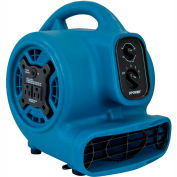 XPOWER Freshen Aire Mini Scented Air Mover W/ Daisy Chain & 3-Hour Timer, 3 Speeds 800 CFM - P-250AT