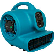 XPOWER Freshen Aire Scented Air Mover W/ Negative Ionizer, 3-Hour Timer, 3 Speeds 2000 CFM - P-450NT
