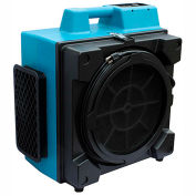 XPOWER Air Scrubber with Pro Clean Eco Filter, 4 Stage Filtration Purifier System - X-3380
