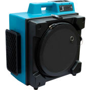XPOWER Variable Speed Air Scrubber W/ Daisy Chain & 3-Filter Stage System, 1/2 HP - X-3400A