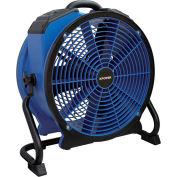 XPOWER Variable Speed Hi-Temp Axial Fan W/ Daisy Chain & 3-Hour Timer, 1/3 HPX-42ATR