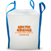 Xynyth Arctic Orange Icemelter 1 Metric Ton Tote - 200-41999
