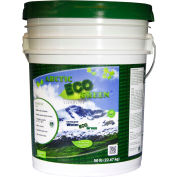 Xynyth Arctic ECO Green Icemelter 50 lb Pail - 48 Pails/Pallet - 200-60051