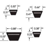 Goodyear® Hy-T® Plus Classical Belt, A20 - Min Qty 18