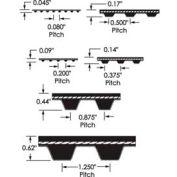 ContiTech Positive Drive Synchronous Belt, 150xl037